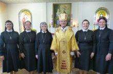 Irmãs de Sant'Ana reunidas em Capítulo