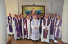 Assembleia episcopal jubilar em Maringá