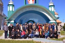 Catequistas reunidas em Mallet