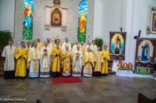 Memorável celebração jubilar basiliana na Paróquia N.S.Auxiliadora