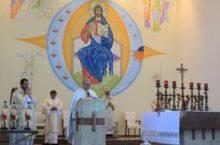 Novena a São Sebastião em Papanduva