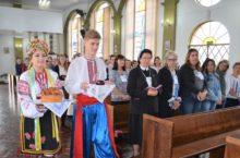 Encontro regional de catequistas em Rio Azul