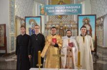 Ordenação Diaconal de Samoel Hupolo