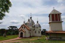 Santuário Nossa Senhora dos Corais em tempo de pandemia
