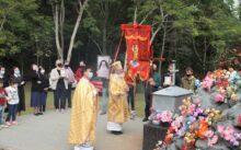13ª peregrinação em honra à Irmã Ambrósia
